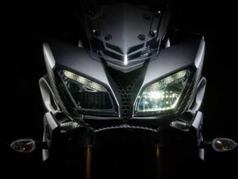Yamaha MT 09 Tracer 8
