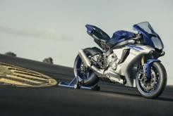 2015 Yamaha YZF R1 EU Race Blu Static 001