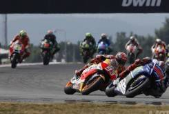 Jorge Lorenzo Marc Márquez previa MotoGP Silverstone 2015 - Motorbike Magazine