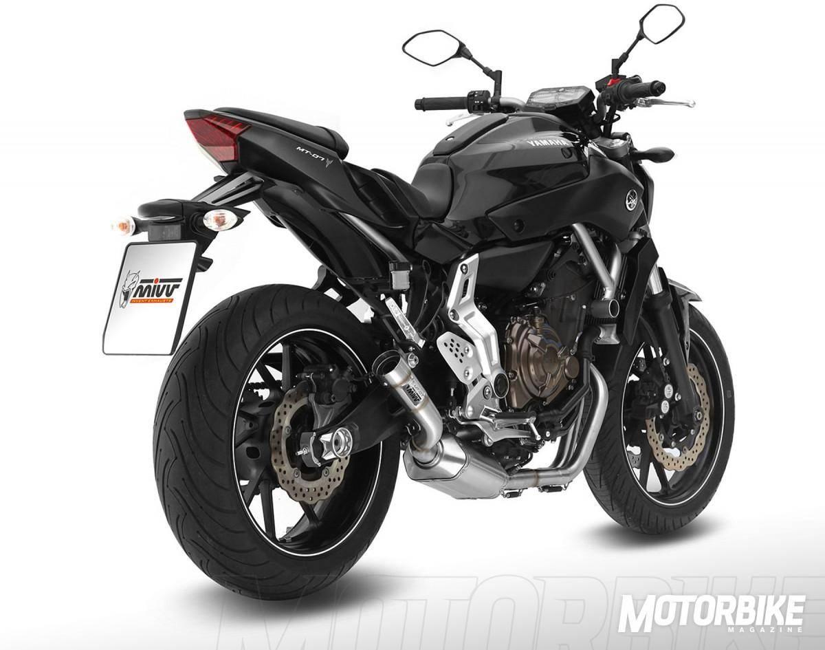 MBKWeb Yamaha MT07