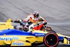 Dani Pedrosa vs Marco Andretti - Motorbike Magazine