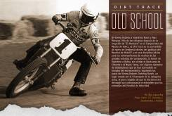 Dirt Track - Old School - Motorbike Magazine