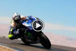 Video Yamaha MT07R