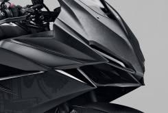 Honda CBR250RR - Frontal