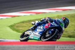 Enea Bastianini Gresini Moto3 Aragón 2015 - Motorbike Magazine