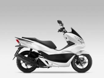 Honda PCX 125 07