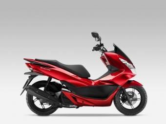 Honda PCX 125 08