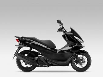 Honda PCX 125 09