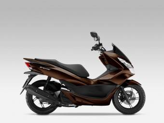 Honda PCX 125 10