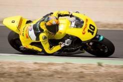 Luca Marini Pons Racing Páginas Amarillas HP 40 Moto2 Misano 2015 - Motorbike Magazine