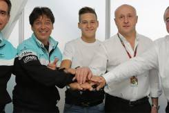 Moto3 Fabio Quartararo Leopard 2016