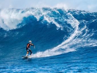 Robbie Madison KTM 250 SX surfear ola