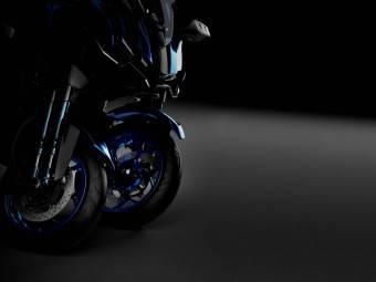 Yamaha TMax trirueda