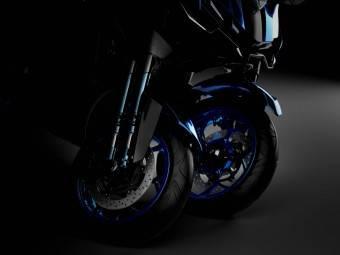 Yamaha TMax trirueda 1