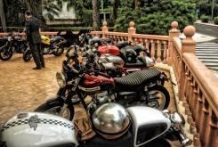 Distinguished Gentleman's Ride 2015 Spain_Tenerife