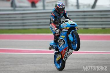 Fabio Quartararo Moto3 Austin 2015 - Motorbike Magazine