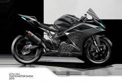 Honda CBR300RR Tokio 2