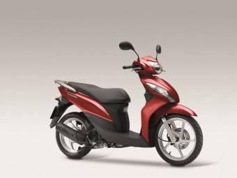 Honda Vision 110 1