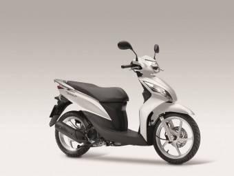 Honda Vision 110 5
