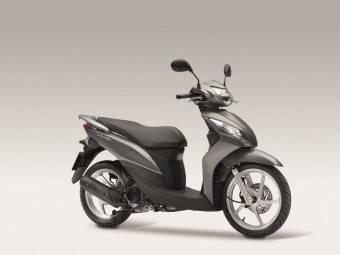 Honda Vision 110 7