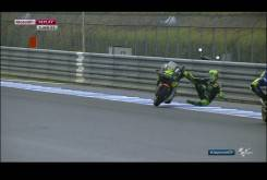 Secuencia caída Pol Espargaró en el GP de Japón 2015