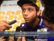 Valentino Rossi 2015 MotoGP MalasiaMarquez07