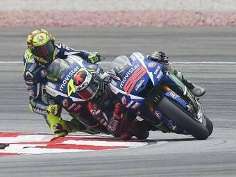 Valentino Rossi TAS 3
