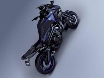 Yamaha MWT9 2