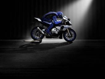 Yamaha Motobot 4