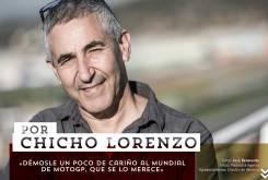 Chicho Lorenzo MBK11