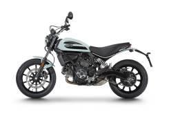 Ducati Scrambler Sixty2 08
