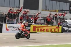 Mejor documental largo - La victoria de Ducati
