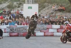 Stunt Riding deporte federado