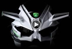 Kawasaki H2R by Trickstar 10