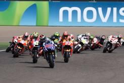 MotoGP Inscritos 2016