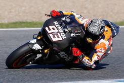 Test MotoGP Jerez 1