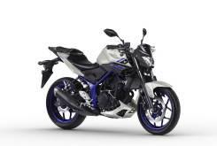 Yamaha MT 03 2016 1