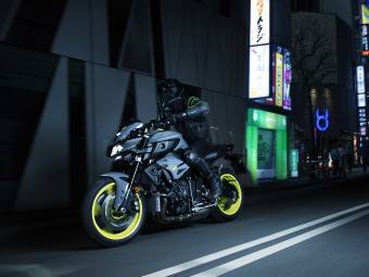 Yamaha MT 10 2016 08