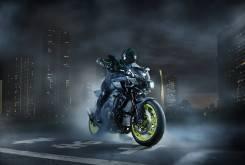 Yamaha MT 10 2016 09