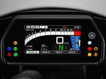 Yamaha YZF R1 2