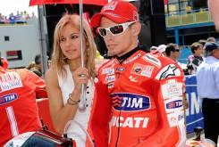 Casey Stoner Ducati 2016