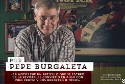 Entrevista Pepe Burgaleta