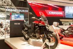 Honda Crosstourer 1200 2016