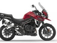 Triumph Tiger Explorer 1200 XR Colores