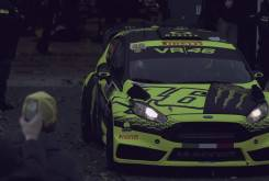 Valentino Rossi Video Monza Rally Show Monster 002