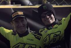 Valentino Rossi Video Monza Rally Show Monster 011