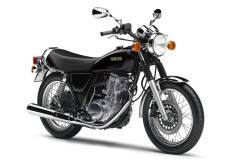 Yamaha SR 400 - Estudio