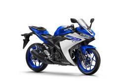 Yamaha YZF-R3 - Estudio