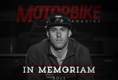 In Memoriam 2015 - Motorbike Magazine