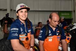 Dakar 2016 Laia Sanz 2
